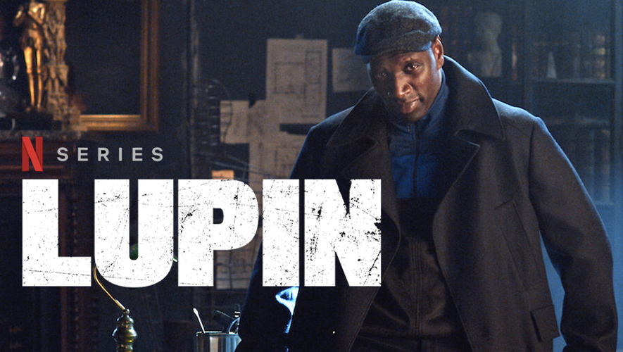 Série Lupin Netflix
